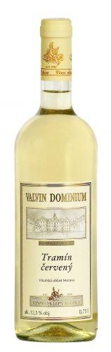 Vinné sklepy Valtice TRAMÍN ČERVENÝ VALVIN DOMINIUM COLLECTION 0,75 l