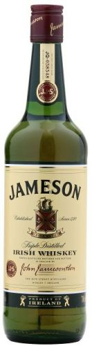 XXL obrazek JAMESON IRISH WHISKY 0,7 L