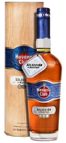 HAVANA CLUB SELECCION DE MAESTROS 0,7 l cena od 1290 Kč