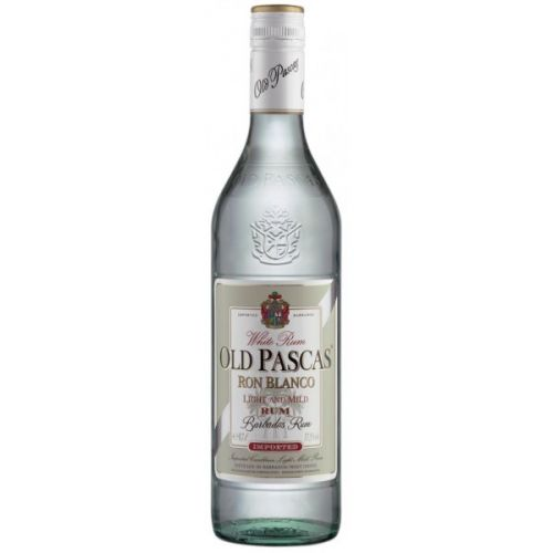 RUM OLD PASCAS WHITE 1 L cena od 349 Kč