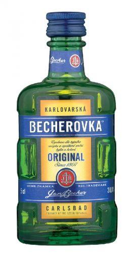 BECHEROVKA 0,05 L cena od 52 Kč