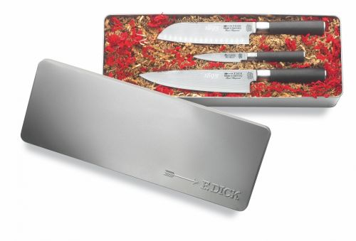 Dick Sada 3 nožů z damašské oceli cena od 0 Kč