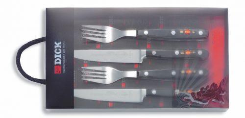DICK Staeková 4-dílná sada kovaných nožů Dick cena od 2814 Kč