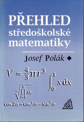 Přehled středoškolské matematiky cena od 210 Kč