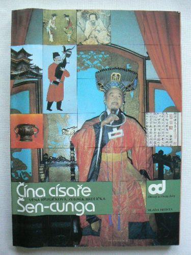 Čína císaře Šen-cunga cena od 150 Kč