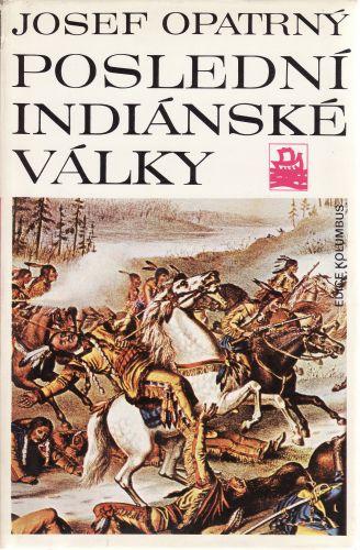 Poslední indiánské války cena od 99 Kč