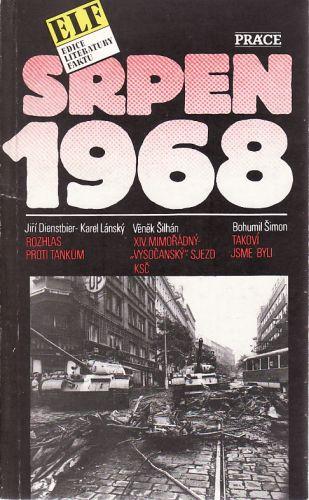 Srpen 1968 cena od 80 Kč