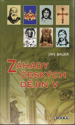 Záhady českých dějin V. cena od 120 Kč