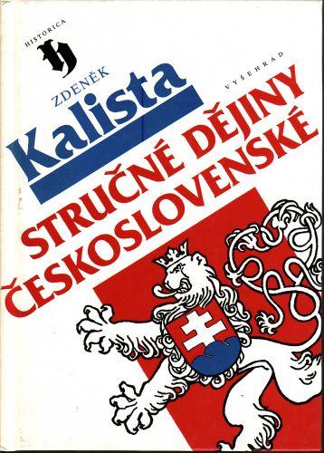 Stručné dějiny československé cena od 120 Kč