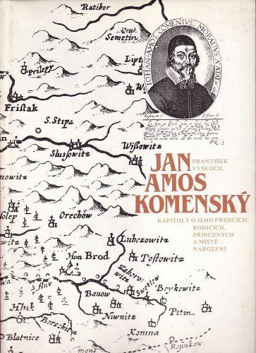 Jan Amos Komenský cena od 95 Kč
