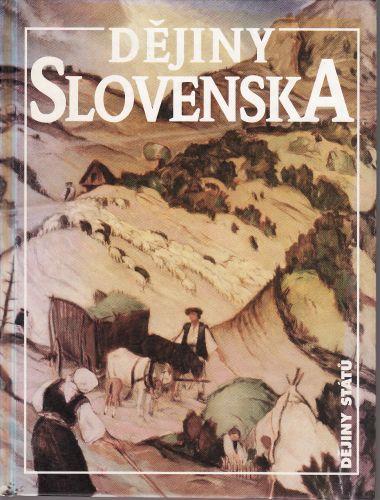 Dějiny Slovenska cena od 195 Kč