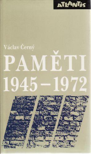 Václav Černý: Paměti 1945-1972 cena od 250 Kč