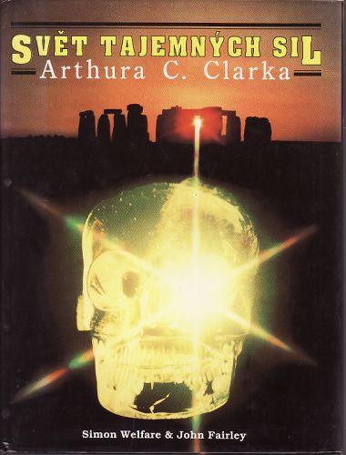 Svět tajemných sil Arthura C. Clarka cena od 155 Kč