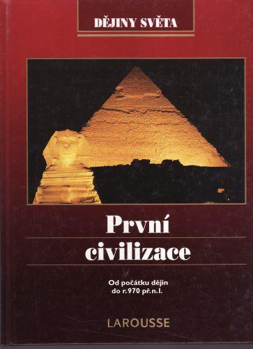 První civilizace cena od 399 Kč