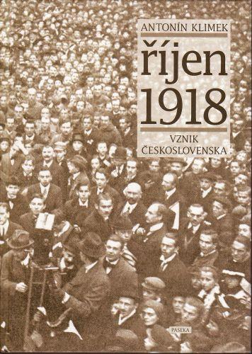 Říjen 1918 cena od 269 Kč