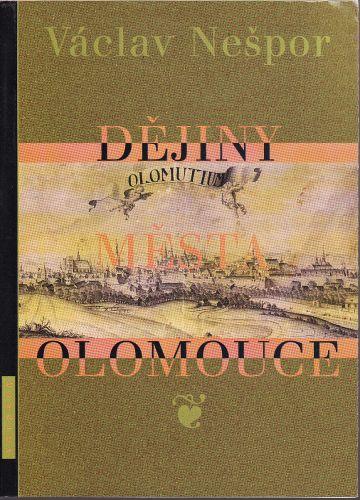 Dějiny města Olomouce cena od 329 Kč