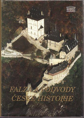Falza a podvody české historie cena od 160 Kč