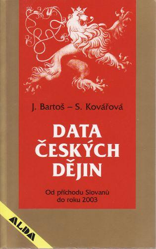 Data českých dějin cena od 147 Kč