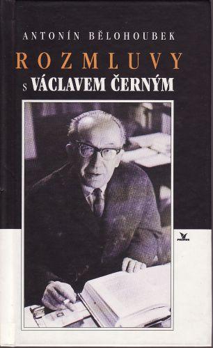 Rozmluvy s Václavem Černým cena od 125 Kč