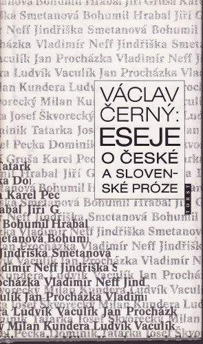 Eseje o české a slovenské próze cena od 145 Kč