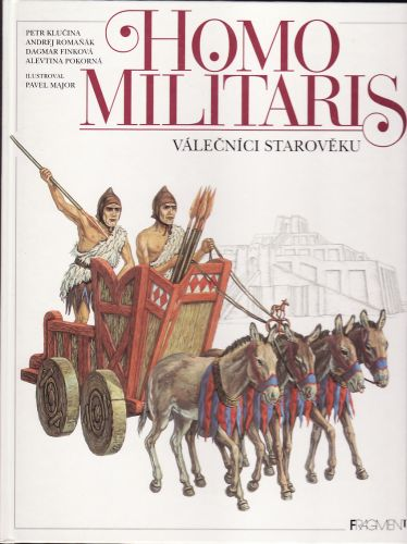 Homo Militaris cena od 110 Kč