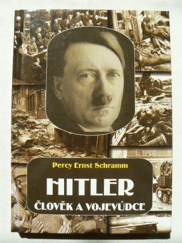 Hitler člověk a vojevůdce cena od 189 Kč