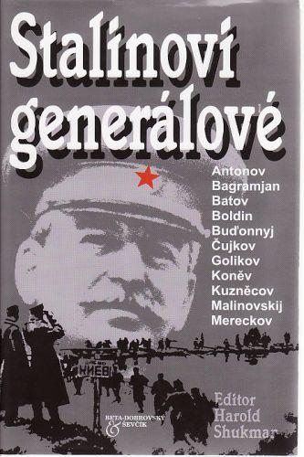 Stalinovi generálové cena od 170 Kč