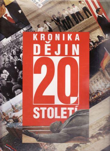 Kronika dějin 20. století cena od 180 Kč