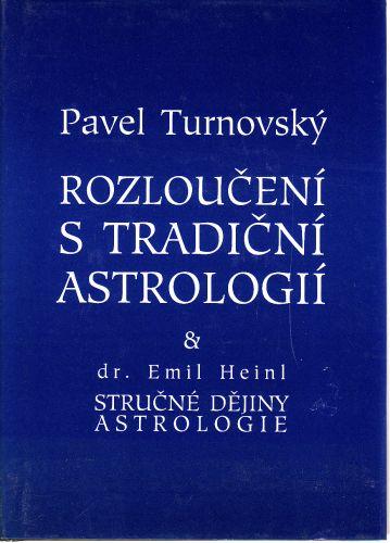 Rozloučení s tradiční astrologií cena od 150 Kč