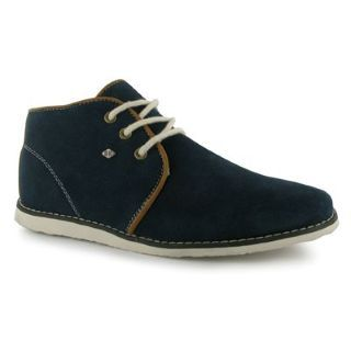 British Knights Leaper Mid Suede Mens boty