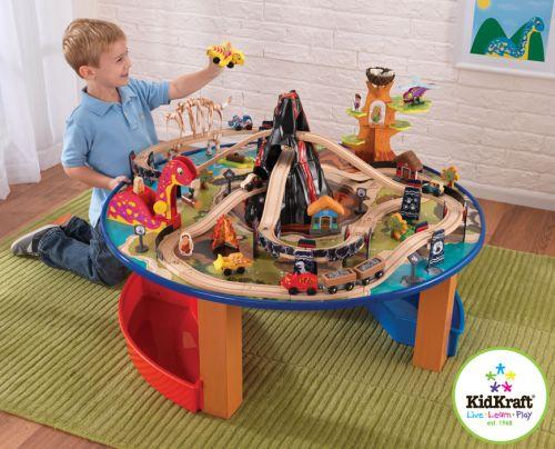 kidkraft vl kodr ha se stolem dinosau i cena od 145 k. Black Bedroom Furniture Sets. Home Design Ideas