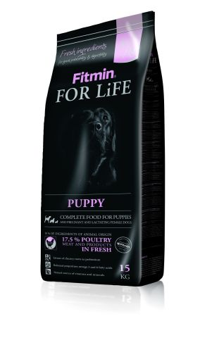 FITMIN For Life Puppy 15 kg