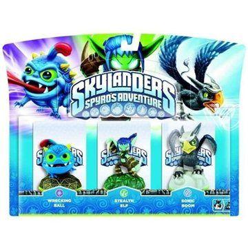 Activision Skylanders: Spyro Adventure Triple Pack 3
