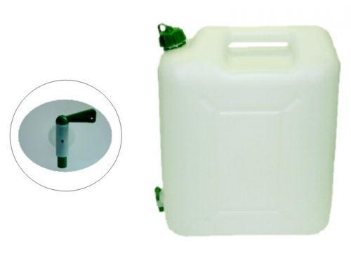 AUTOMAX Kanystr na vodu s výpustným kohoutem 10l