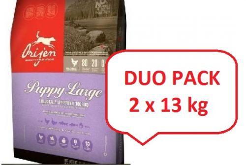 Orijen Dog Puppy Large 13 kg