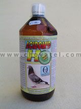 Aquamid Acidomid holub 1 l
