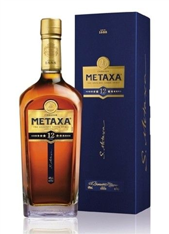 Metaxa 12* 0,7 l