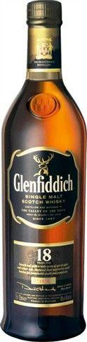 Glenfiddich 18 let 0,7 l