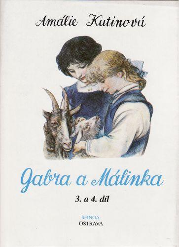 Gabra a Málinka 3. a 4. díl cena od 200 Kč