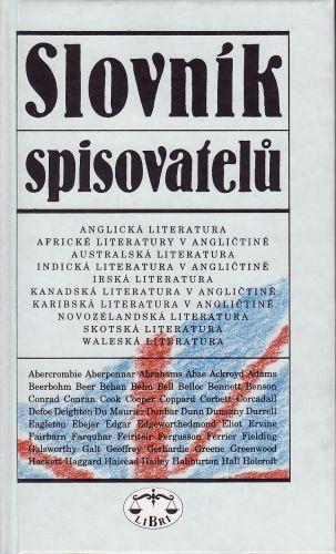 Slovník spisovatelů cena od 250 Kč
