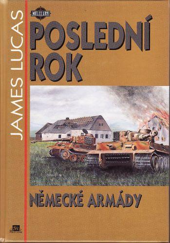 Poslední rok německé armády cena od 100 Kč