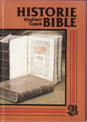 Historie bible cena od 0 Kč