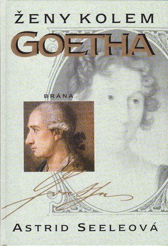 Ženy kolem Goetha cena od 115 Kč