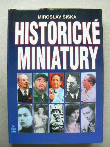 Historické miniatury cena od 159 Kč