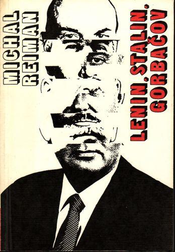 Lenin, Stalin, Gorbačov cena od 120 Kč