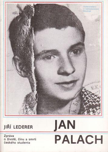 Jiří Lederer: Jan Palach cena od 100 Kč
