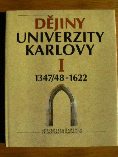 Dějiny Univerzity Karlovy I. cena od 298 Kč