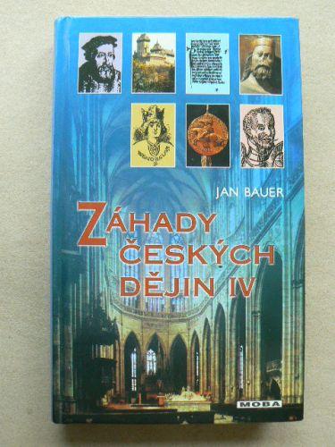 Záhady českých dějin IV. cena od 95 Kč
