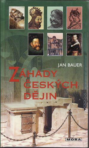 Záhady českých dějin cena od 100 Kč