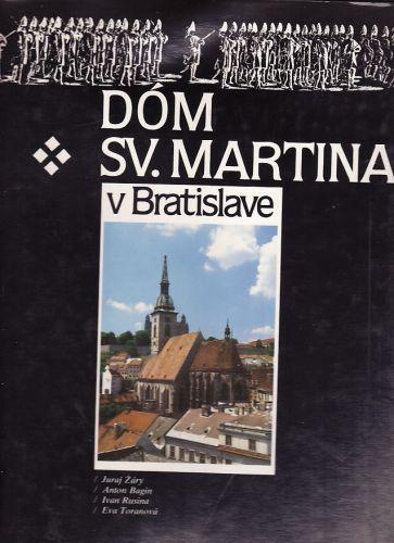 Dóm sv. Martina v Bratislavě cena od 200 Kč